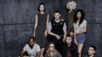 Sense8 Season 1 Cast Image