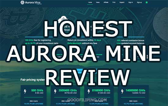 The Honest Auroramine.com Review - Make Money Online