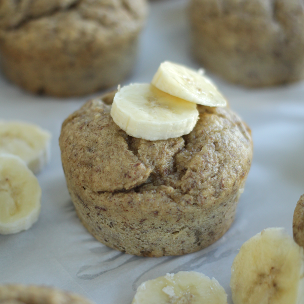easy to make dairy free muffins