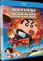 SHIN CHAN Operación Espía de Oro