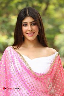 Aditi Singh Pictures in Salwar Kameez at Guppedantha Prema Movie Press Meet ~ Celebs Next