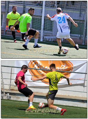 Maratón Fútbol7 Aranjuez