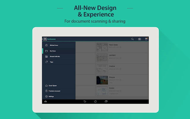CamScanner Phone PDF Creator v4.0.0.20151229 Cracked Apk+License For Android