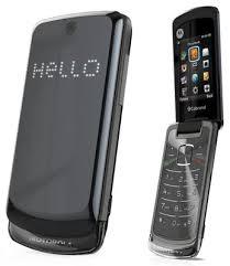 Spesifikasi Handphone Motorola EX212 Gleam