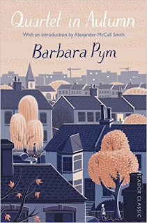 Barbara Pym: Quartet in Autumn