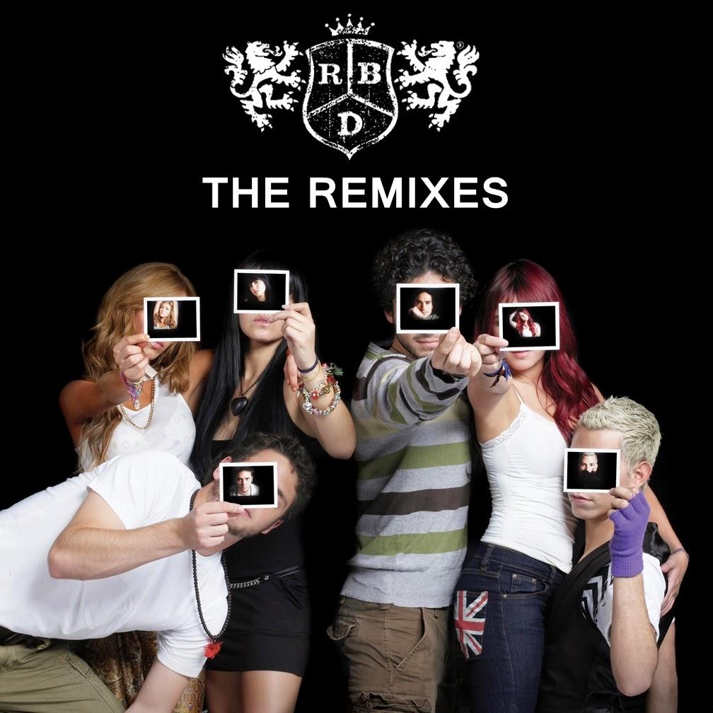 a musica rebelde para sempre remix
