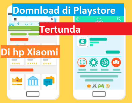 Cara mengatasi download tertunda di play store xiaomi