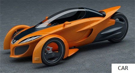 Peugeot Liion concept car