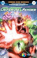 DC Renascimento: Hal Jordan e a Tropa dos Lanternas Verdes #29