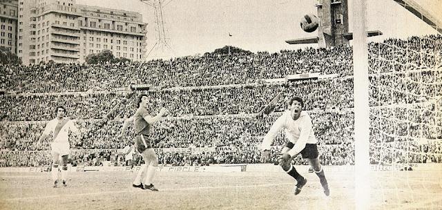 Chile y Perú en Clasificatorias a Alemania Federal 1974, 5 de agosto de 1973