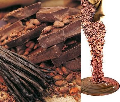 #Chocolate, História do Chocolate