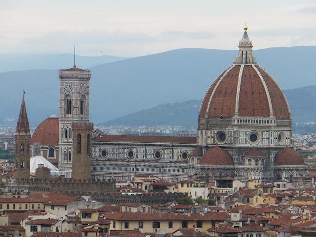 Piazzale Michelangelo, Firenze, Florencia, Elisa N, Blog de Viajes