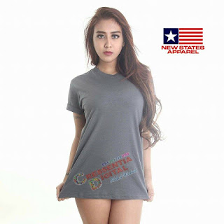 Baju Polos NEW STATES APPAPREL ORIGINAL Model 3