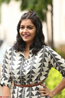 Swathi Reddy Looks super cute at London Babulu theatrical trailer launch ~  Exclusive 044.JPG