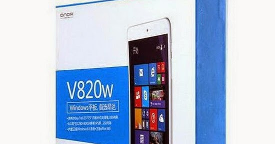 Download Win8 1 X86 Drivers For Onda V820w Tablet China