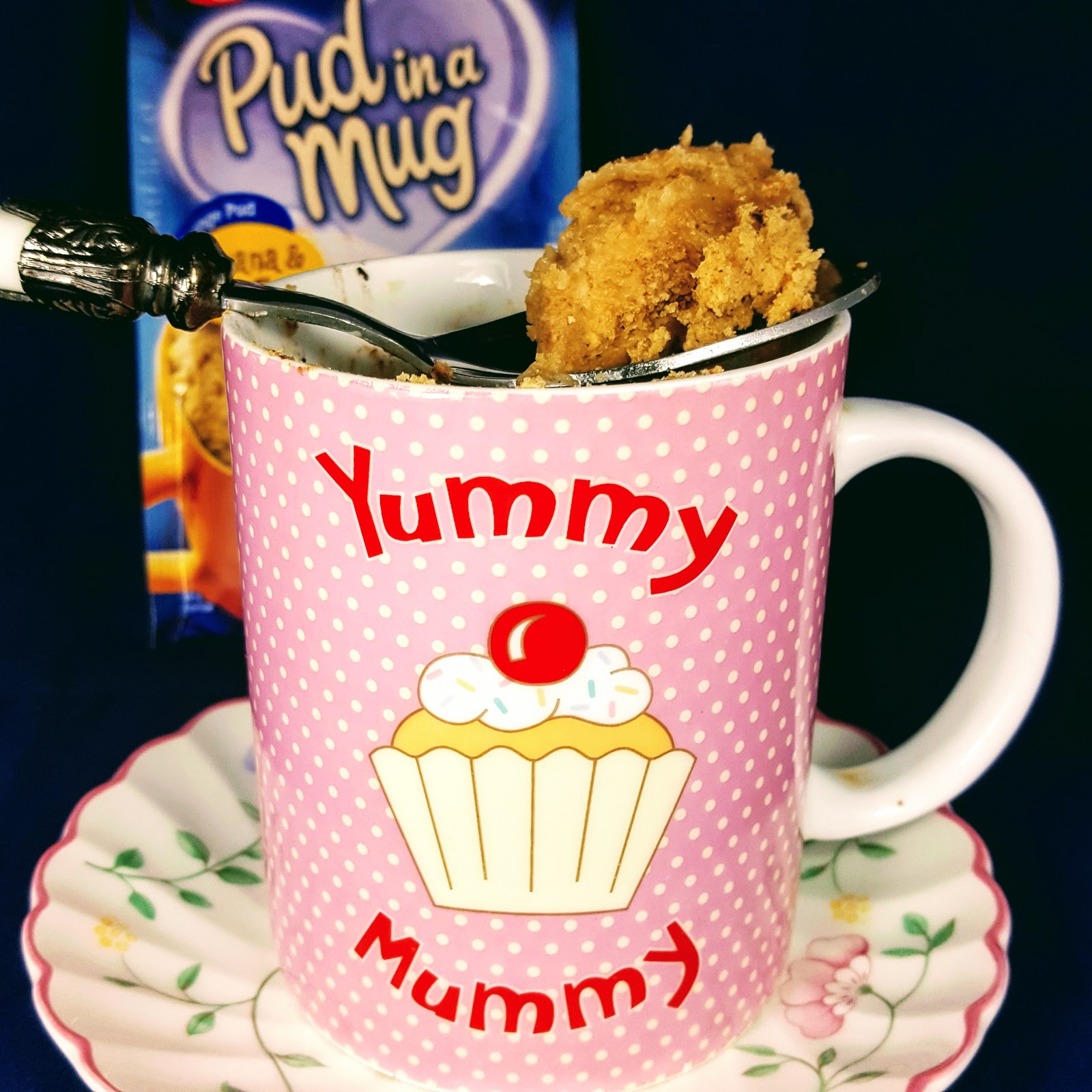 New Dr. Oetker's Pud In A Mug Banana And Choc Chip Review