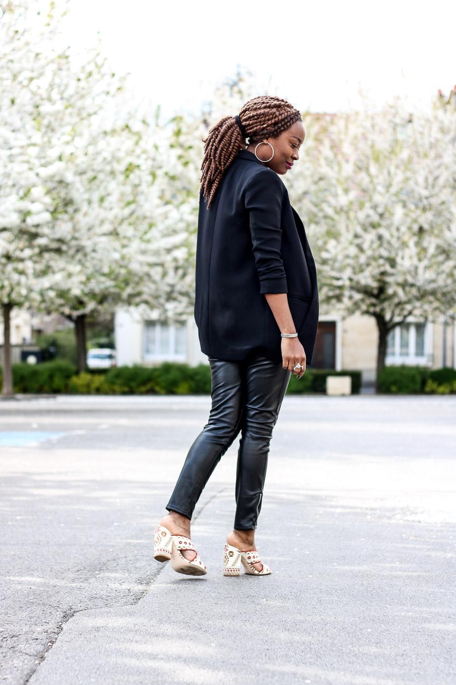 femme-noire-chic