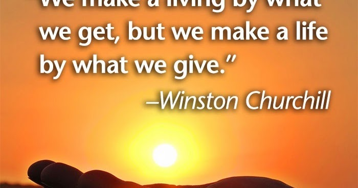 Generosity Sayings And Quotes