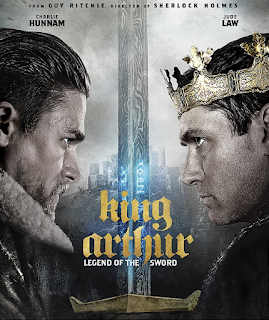 King Arthur: Legend of the Sword [2017] [DVD5] [Latino]