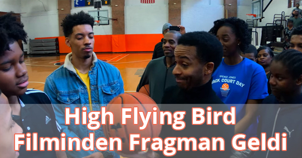 High Flying Bird Fragman İzle