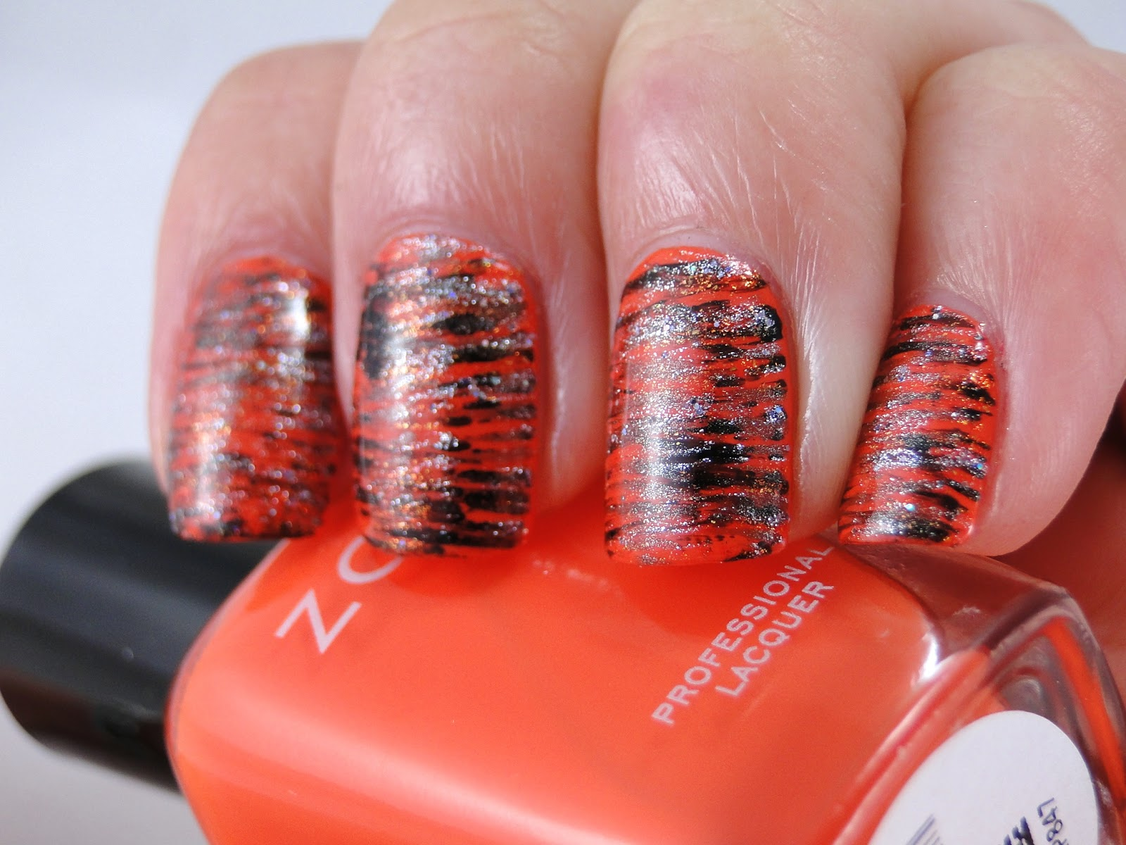 I Feel Polished!: Fan Brush Nails