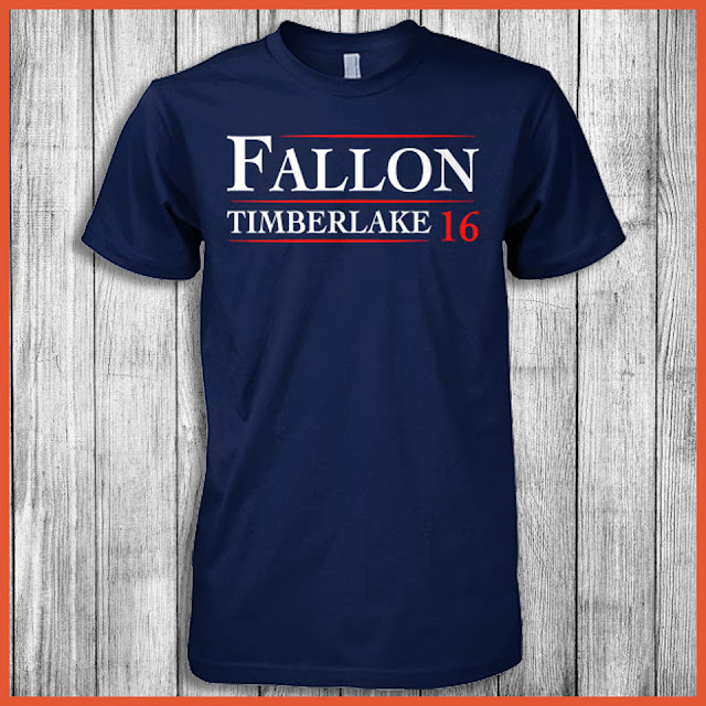 Fallon Timberlake 16 For President Shirt