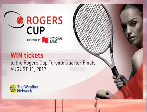 The Weather Network Rogers Cup Contest