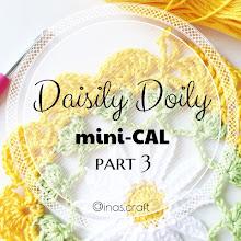 Daisily Doily mini-CAL (part 3)