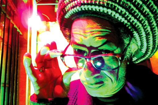 Don Letts rocksteady party film the clash reggae london