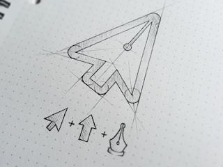 Peran sketsa dalam desain grafis