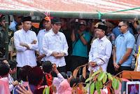 Presiden Serahkan Bantuan Rp264 Milyar untuk Perbaikan 5.293 Unit Rumah Rusak Berat Korban Gempa Lombok