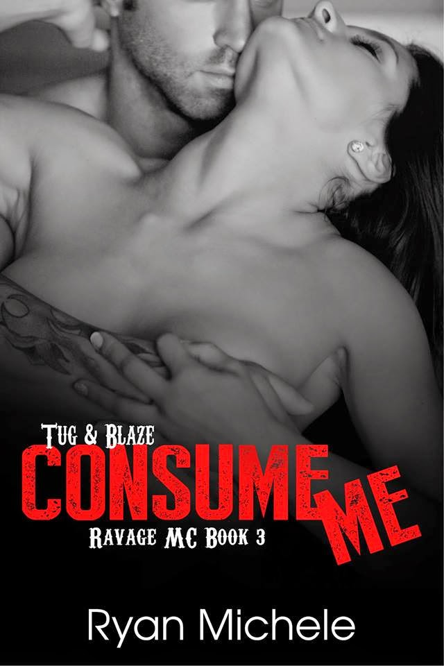 Consume Me by Ryan Michele Cover Reveal!!!!