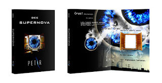 Novel Supernova Petir - Dee (Dewi Lestari)