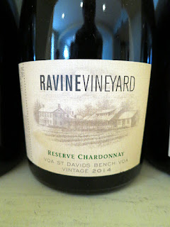 Ravine Reserve Chardonnay 2014 (92 pts)