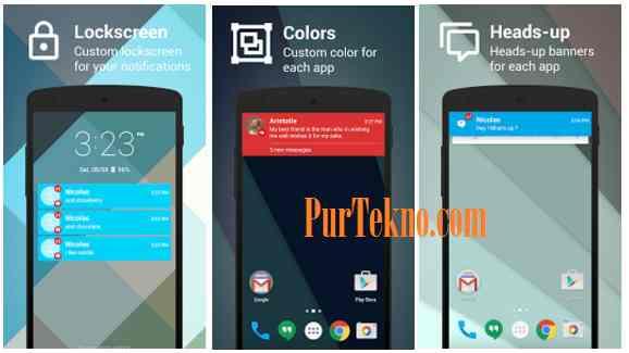 Aplikasi Notifikasi Android Keren Terbaru Dan Terbaik Purtekno Com