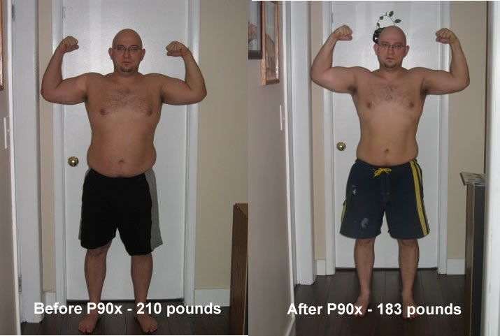 Pictures of P90x Before And After Obese Women - #rock-cafe