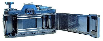 Olympus OM10 (Black) Body #657, Manual Adapter