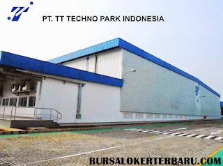 Lowongan Kerja PT. TT Techno Park Indonesia