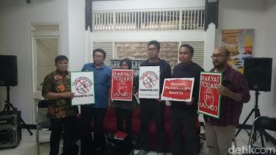 Kontroversi Revisi UU MD3, Presiden Jokowi Diminta Keluarkan Perppu - Info Presiden Jokowi Dan Pemerintah