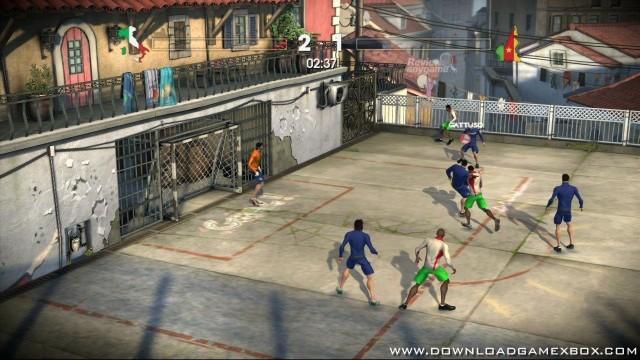Fifa street 3 pc torrents games.