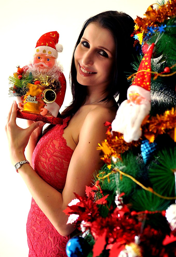 Claudia Ciesla Christmas celebration