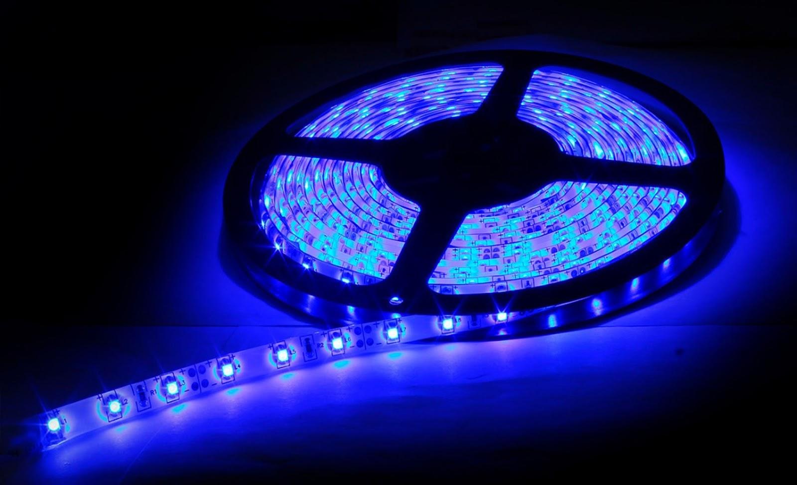 Marzua c mo iluminar con tiras led - Iluminar con led ...