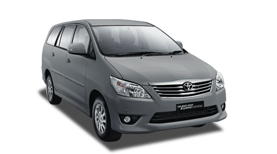 all new kijang innova silver perbedaan grand avanza e dan g 2018 toyota car service higher appearance is can be shown from exterior design in of class with developing on front bumper radiator grille rear