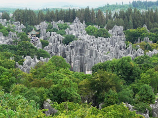 Shilin - The Stone Forest 002