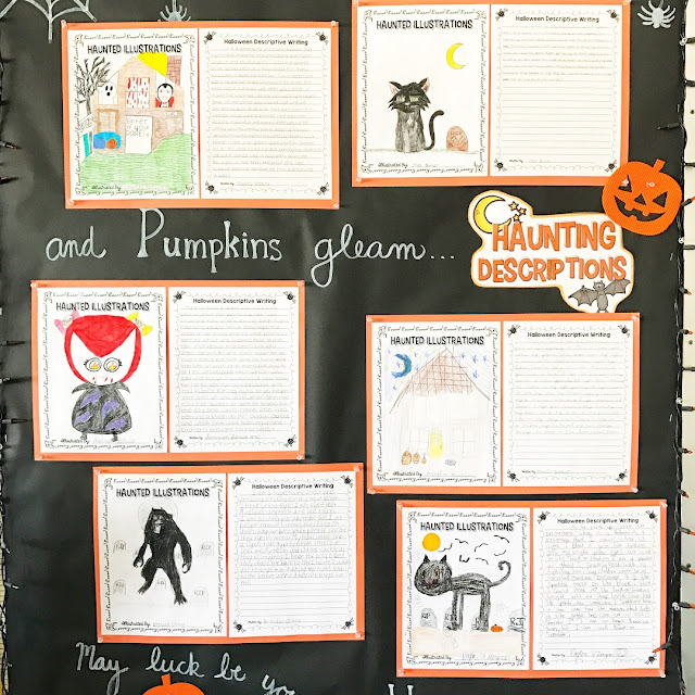 fun descriptive writing activities