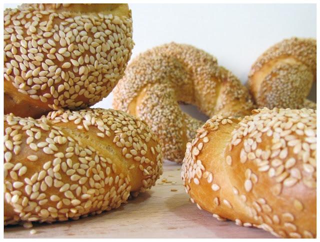 Симит турецкий рецепт с фото