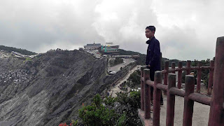 Gunung Tangkuban Perahu 2