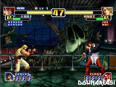 King of Fighters 99 Evolution Dreamcast ISO - Download Game