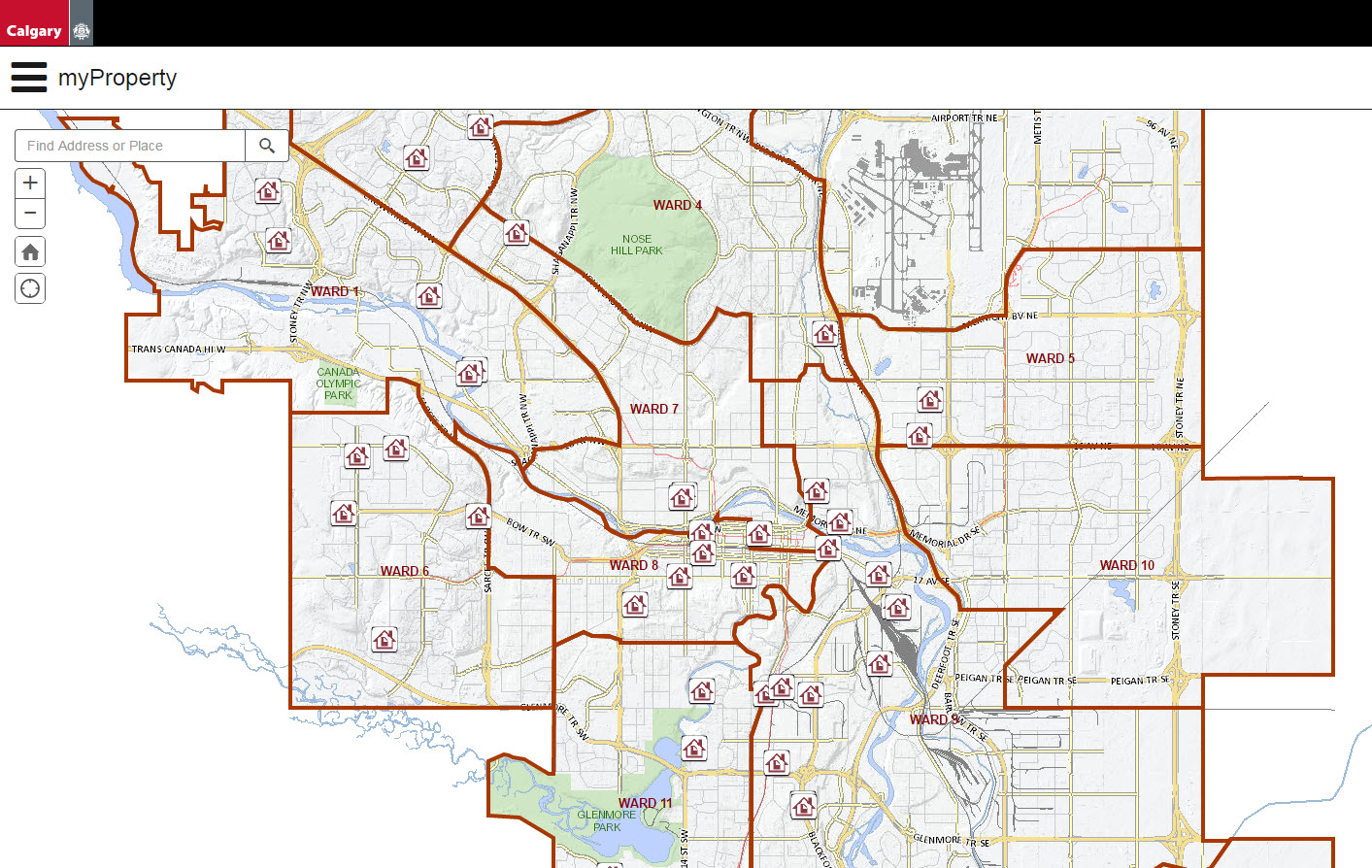 Calgary City News Blog MyProperty map relaunches today