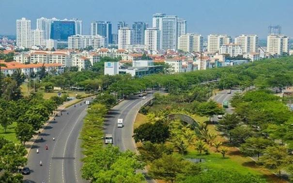 """Đường Lê Quang Đạo nối dài, """"cú hích"""" gia tăng giá nhà phía Tây Thủ đô"""